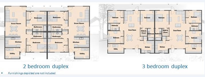 Floor plans 3 bedroom duplex thefloors co for 3 bedroom duplex plans